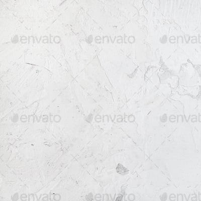 white plastering wall close up