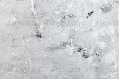 gray concrete plate close up