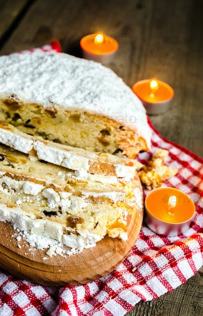 Stollen cake