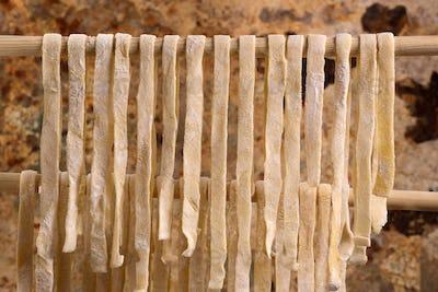 Dry the Pasta Fresca