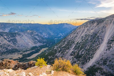 Beartooth Mountain Sunrise