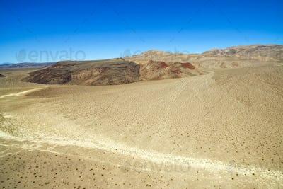 Landscape near Death Valley