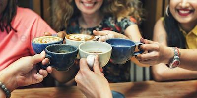 Diversity Women Socialize Unity Together Concept