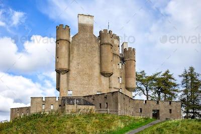 Braemar Castle in Scotland