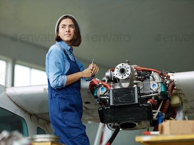Repair service worker