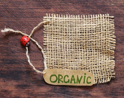 Natural Organic Label