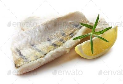 prepared fish fillets