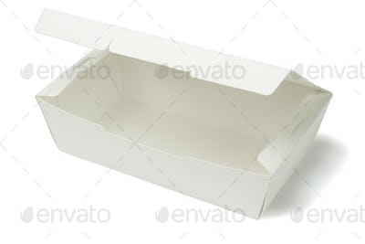 Empty Takeaway Box