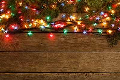 Christmas Border Branch Stock Photos Royalty Free Images