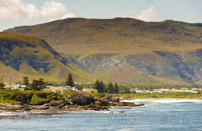 Hermanus Bayside in South Africa