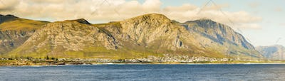Hermanus Sunset Panorama