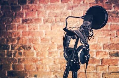 Recording Audio Equipment