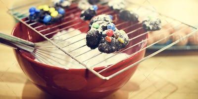 Cookies Ingrediants Recipe Restaurant Pastry Concept