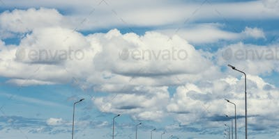Sky Clouds Weather Environment Concept