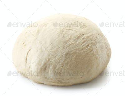 fresh raw dough