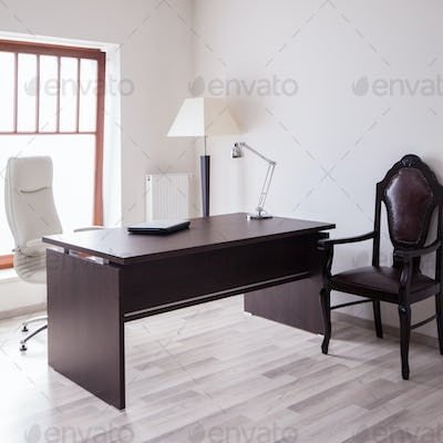 Sunny and practical office