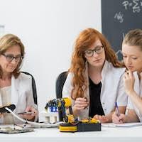 Technical university teacher