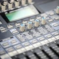 Audio sound desk