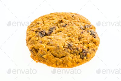 Oatmeal cookie and biscuit