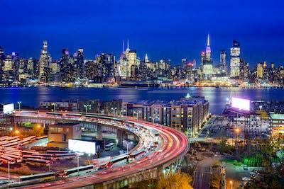 New York and Highways