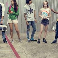 Music Entertainment Lifestyle Media Concept