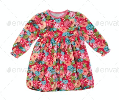 child color dress