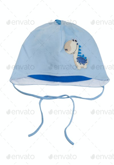 Children's fleece cap.
