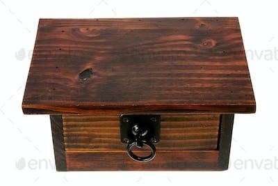 House-shaped Box