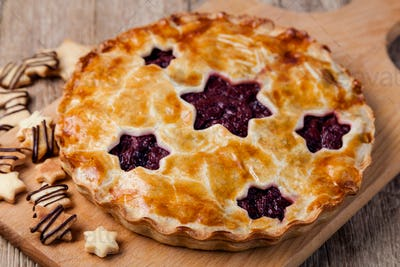 homemade crust pie