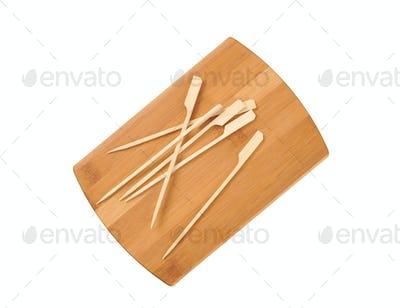 Bamboo Boat Oar Skewers