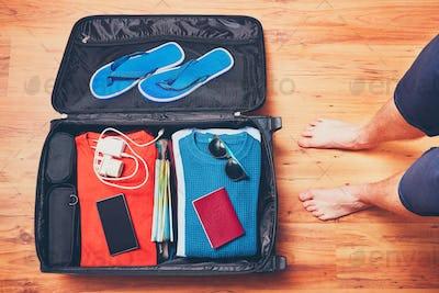 Preparing for the trip