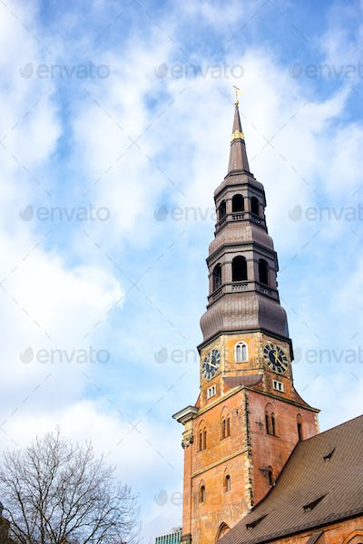 Church of St. Catherine, Germany