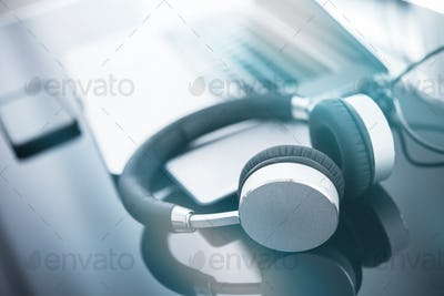 Headphones and the Computer
