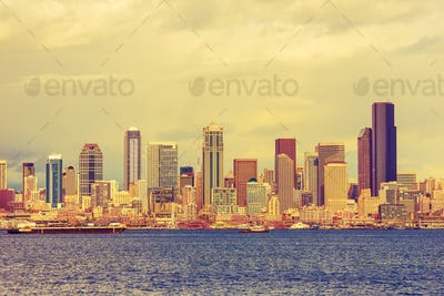 City of Seattle Waterfront