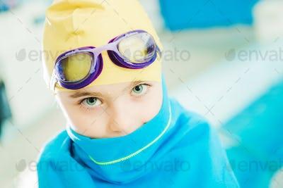 Swimming Pool Fun Time