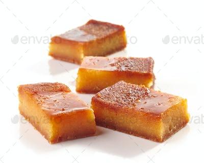 homemade caramel candies