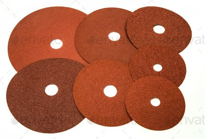Sand Discs Sanding Paper for industrial and home use