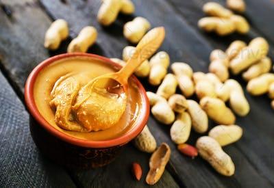 peanuts butter