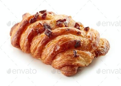 freshly baked pastry