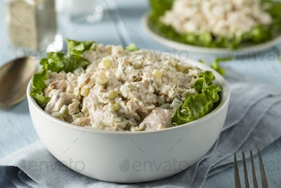 Homemade Healthy Chicken Salad