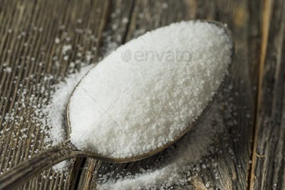 Raw White Granulated Sugar