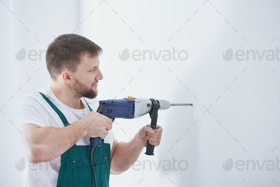 Drilling the whole