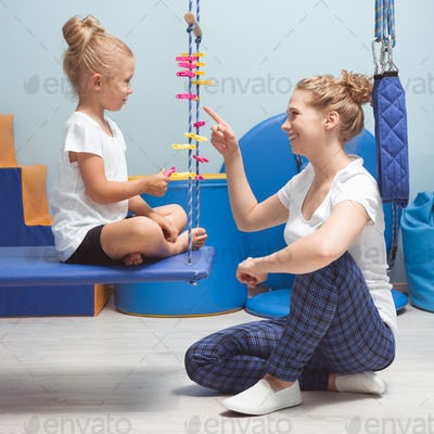 Physical and mental activities for a kid