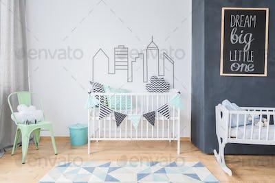 Designed for dreaming sweet little dreams
