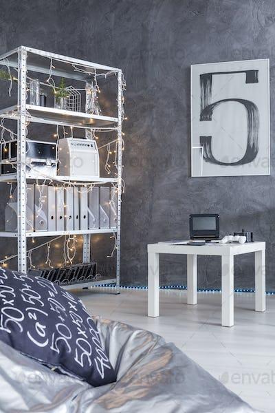 Creative modern room interior design