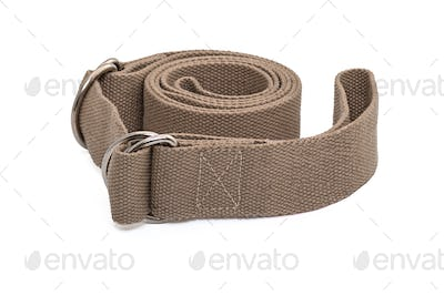 Yoga Mat Strap to carry mat and perform deep stretches