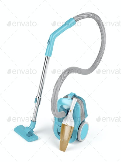 Bagless and handheld vacuum cleaners