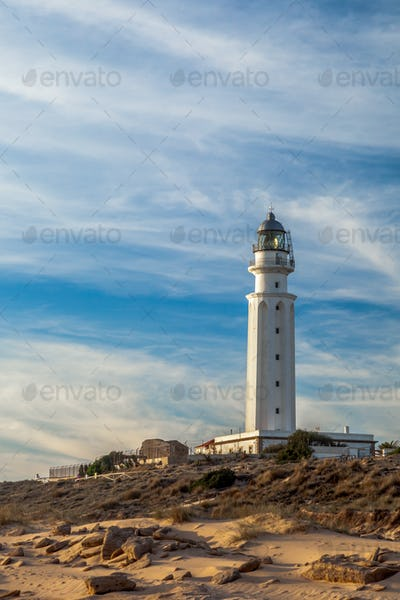Lighthouse of Trafalgar, Cadiz