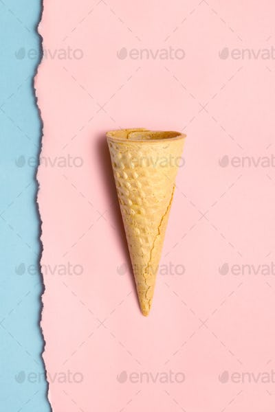 Sweet cone.