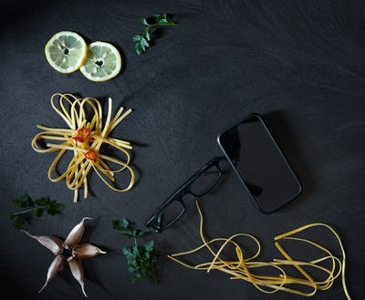 Smart Cooking Background